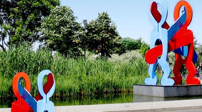 Keith Haring SF USA